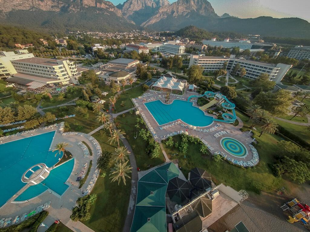 Majesty Mirage Hotel Drone Çekimi 3
