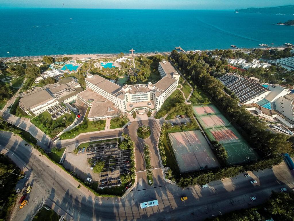 Majesty Mirage Hotel Drone Çekimi 8