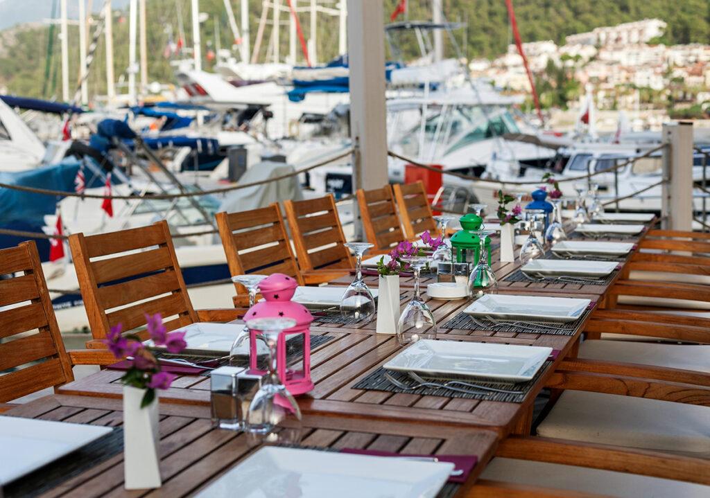 Marina Vista Fethiye Otel Çekimi 12
