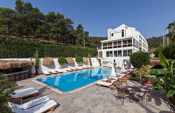 Marina Vista Fethiye Otel Çekimi 4