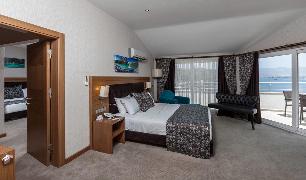 Marina Vista Fethiye Otel Çekimi 5