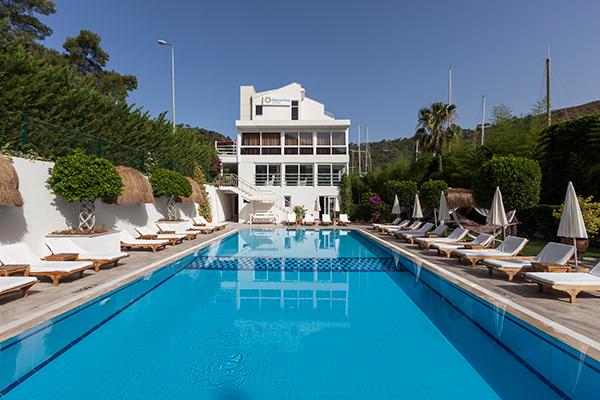 Marina Vista Fethiye Otel Çekimi 6