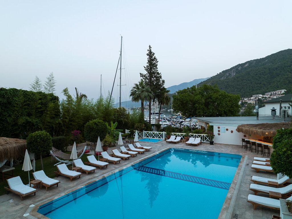 Marina Vista Fethiye Otel Çekimi 7