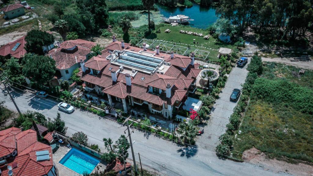 Ottoman Hotel Havadan Çekim 11