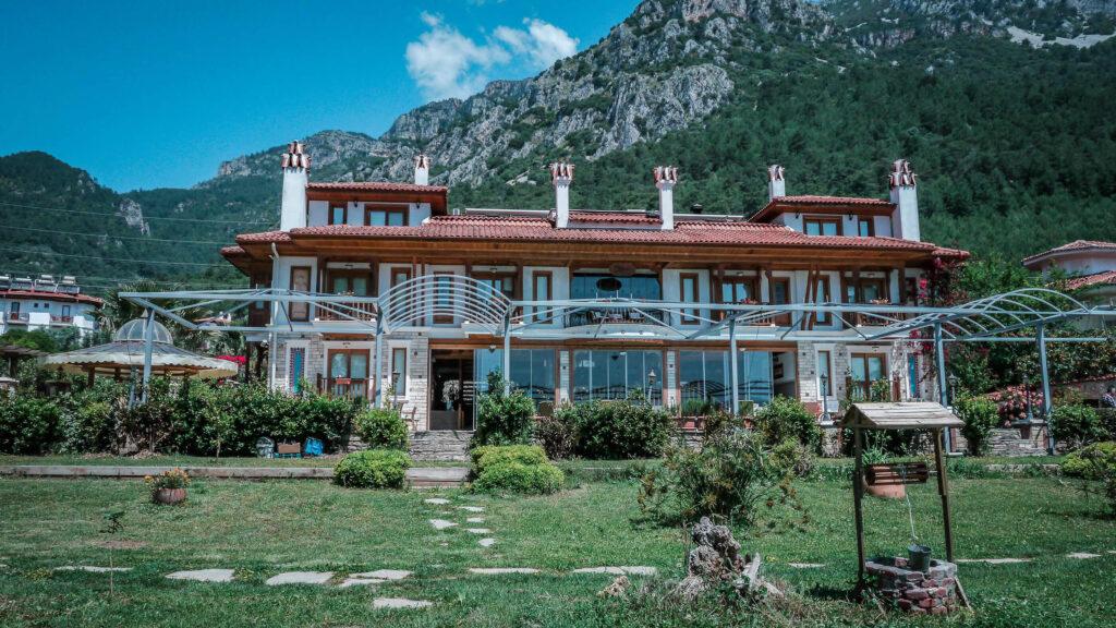 Ottoman Hotel Havadan Çekim 13