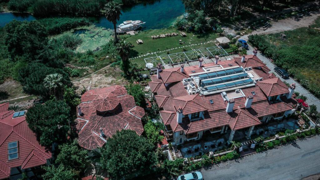 Ottoman Hotel Havadan Çekim 3