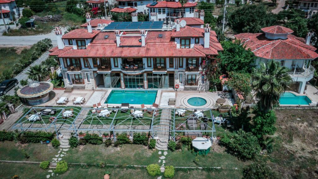 Ottoman Hotel Havadan Çekim 5