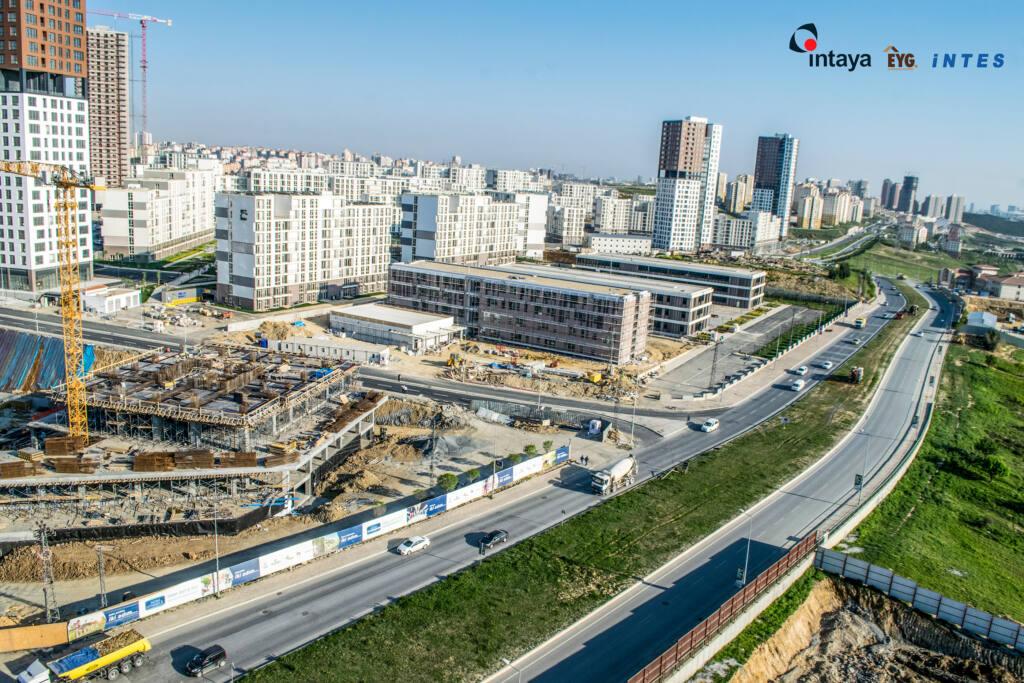 Evvel İstanbul Drone Çekimi 10-5