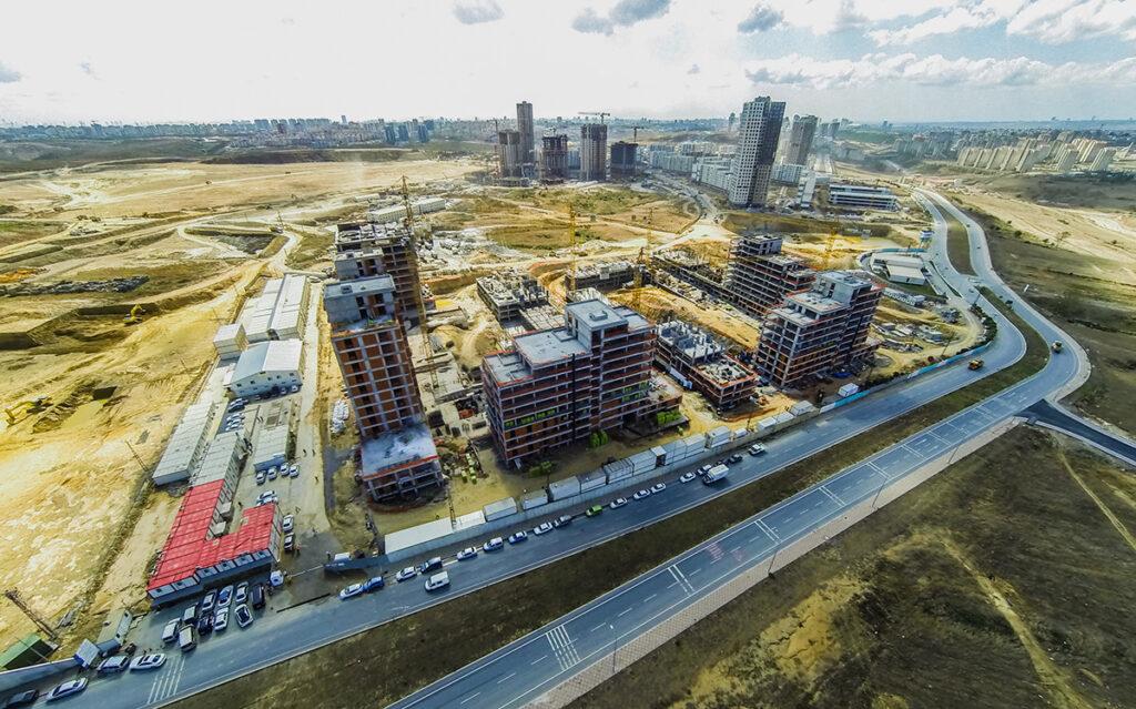 Evvel İstanbul Drone Çekimi 4 8