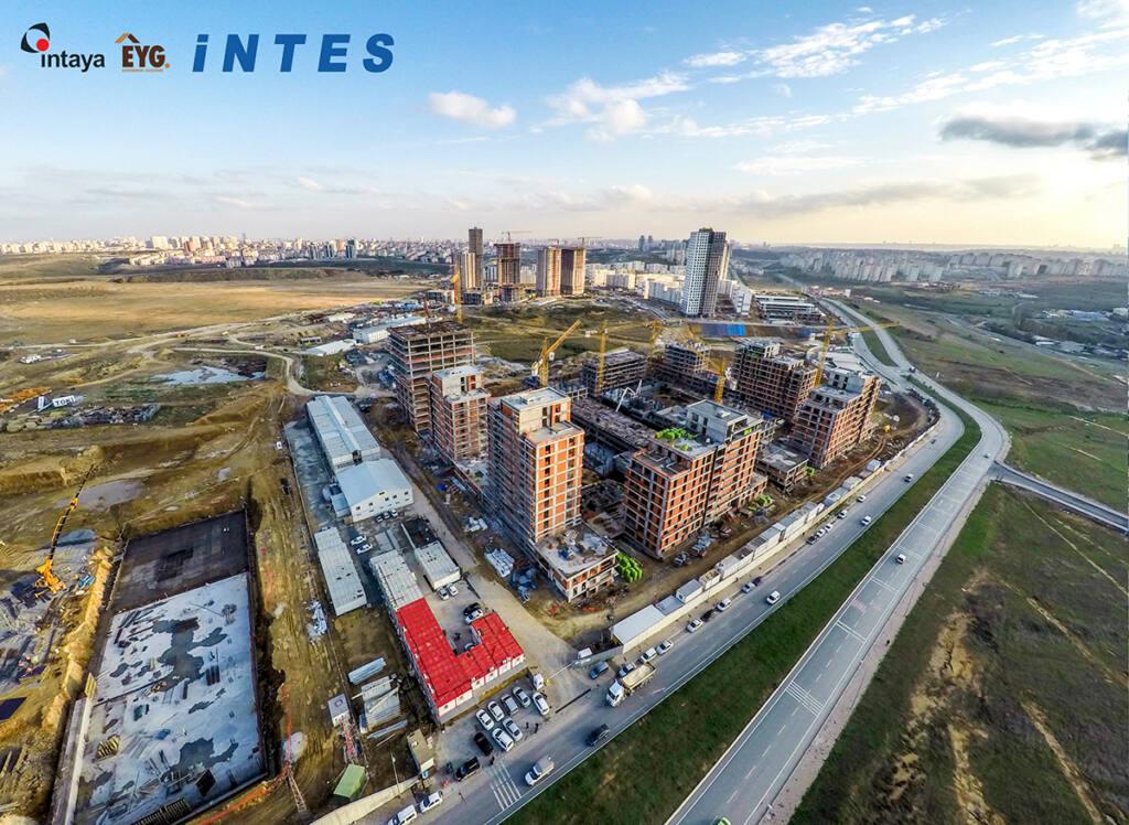 Evvel İstanbul Drone Çekimi 5 12