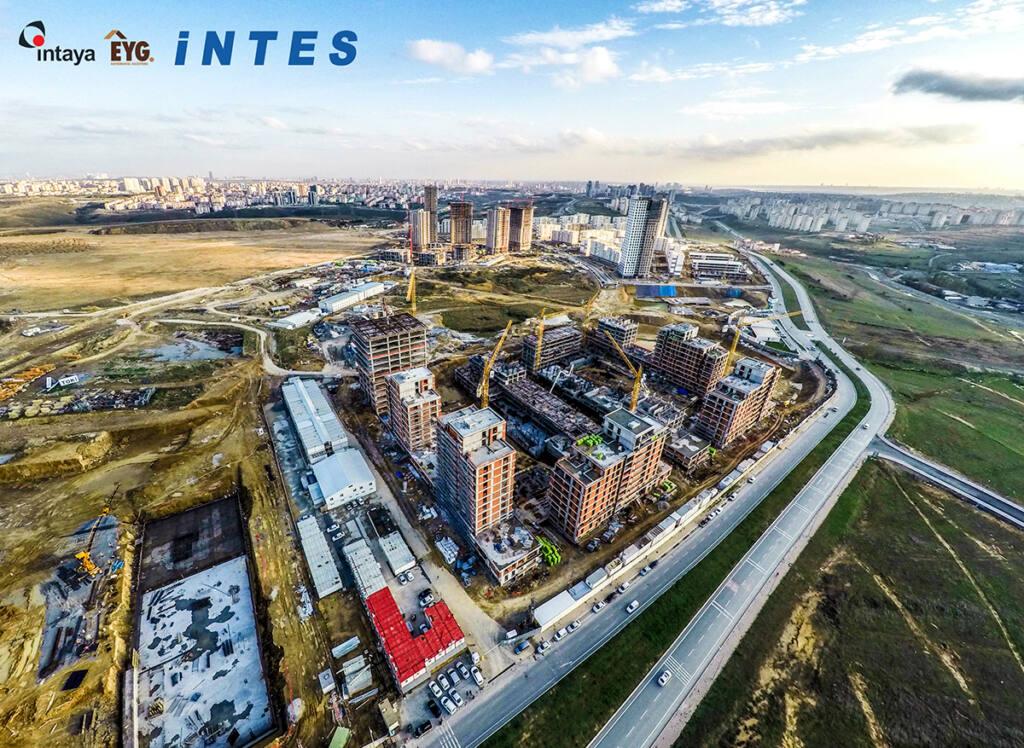 Evvel İstanbul Drone Çekimi 5 18