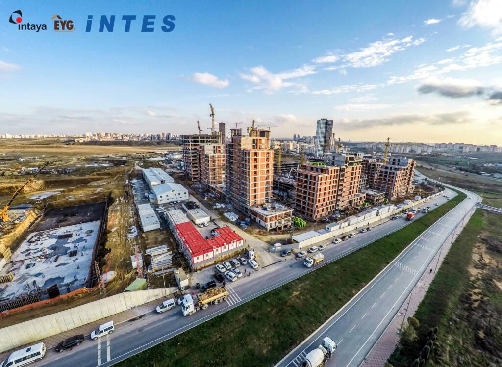 Evvel İstanbul Drone Çekimi 5 20