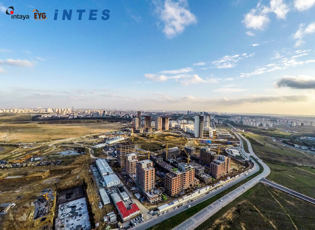 Evvel İstanbul Drone Çekimi 5 4