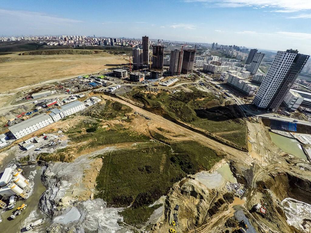 Evvel İstanbul Drone Çekimi 5 5