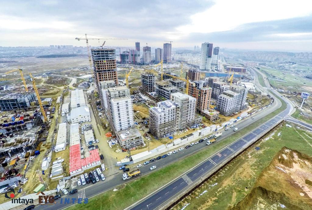 Evvel İstanbul Drone Çekimi 8 9